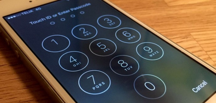 Risultati immagini per password iphone