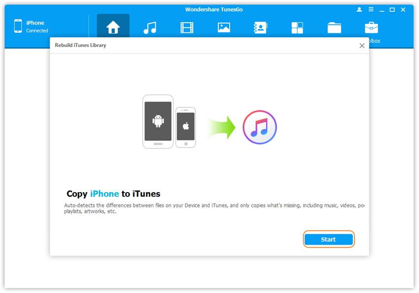 Trasferire Musica Da Iphone Su Itunes Iphone Manager
