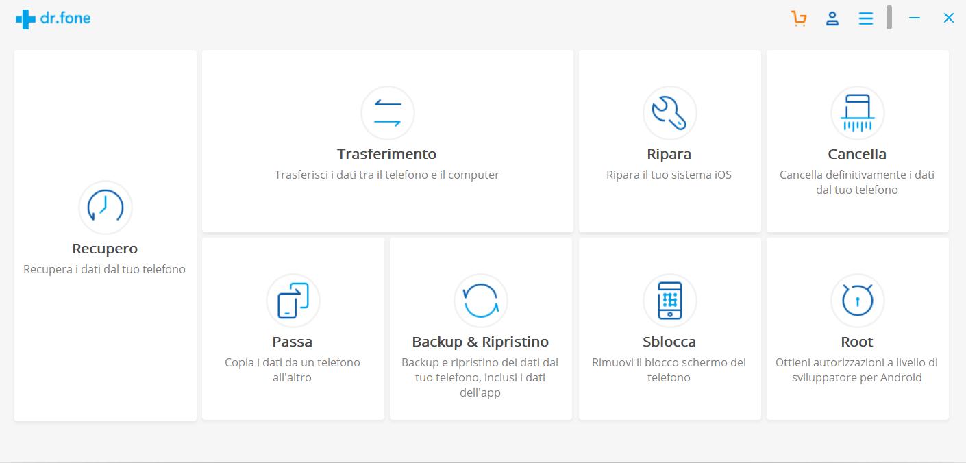 Come Estrarre Dati Da Backup Itunes E Icloud Iphone Manager